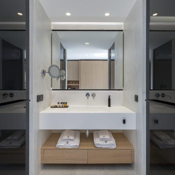 Luxury pool view suite Kos Greece